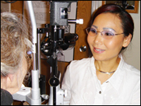 MaiMai at Lakewood Eye Care in Washington